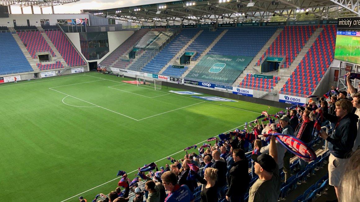 2000 kommer inn mot Bodø/Glimt!